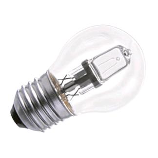 Lampada Alogena Sfera Chiara E27 W42