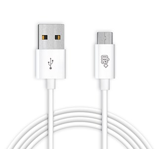 Cavo Dati e Ricarica da Usb a Micro USB 2m +ego