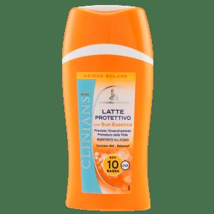 Clinians Latte Solare Protettivo SPF 10 - 200ml