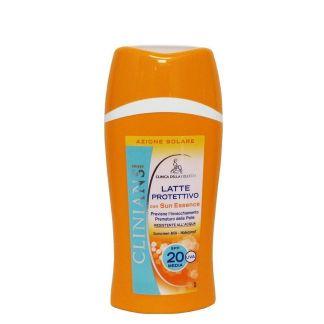 Clinians Latte Solare Protettivo SPF 20 - 200ml