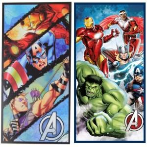 Telo Mare Avengers Marvel cotone 70 x 140 cm