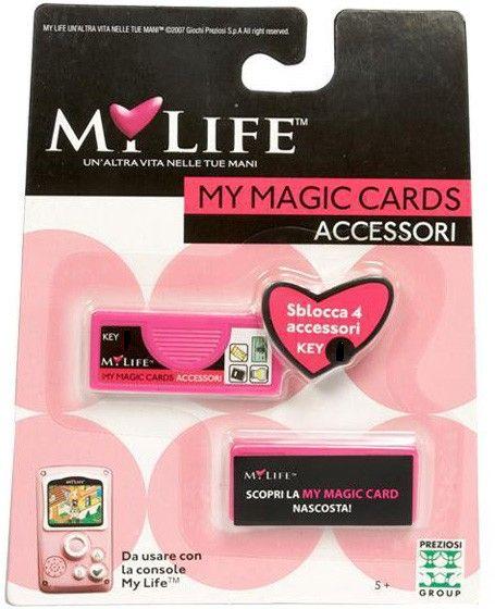 My Life Cards Accessori Giochi Preziosi 21107