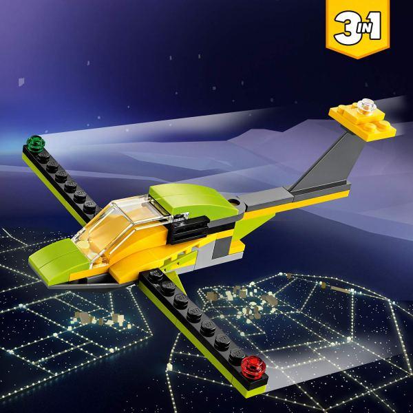 Lego Creator Avventura in elicottero 31092