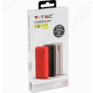 Power Bank 10000mAh 2 USB 10W