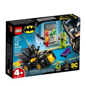 LEGO Super Heroes Batman™ e la rapina dell'Enigmista - 76137