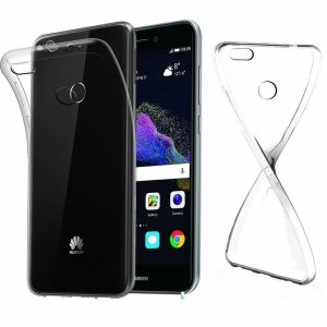 Cover TPU Trasparente per Huawei P8 lite 2017