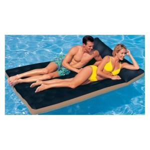Materasso Matrimoniale camping laminato cm 193x127x24 - Intex 68799