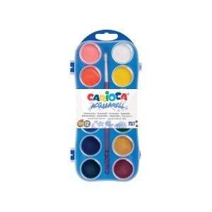 Acquerelli 12 Colori Carioca 42400