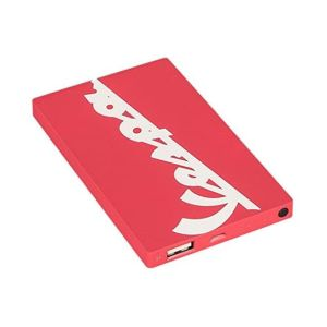 Power Bank 4000mAh Vespa Rosso Berry