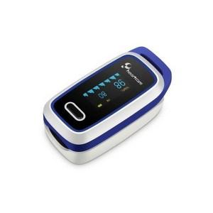 Saturimetro Ossimetro Pulsossimetro Digitale da dito LOX100A