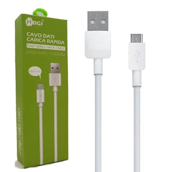 Cavo Dati e Ricarica micro USB 150 cm