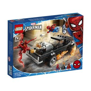 Lego Marvel Spider-Man e Ghost Rider vs. Carnage 76173