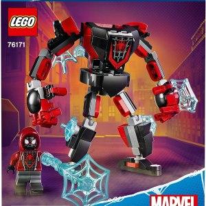 Lego Marvel Armatura mech di Miles Morales 76171