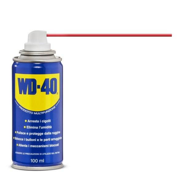 Lubrificante Spray Wd40 Multifunzione 100 ml