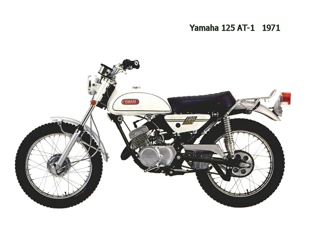 Some Older Yamaha Pictures
