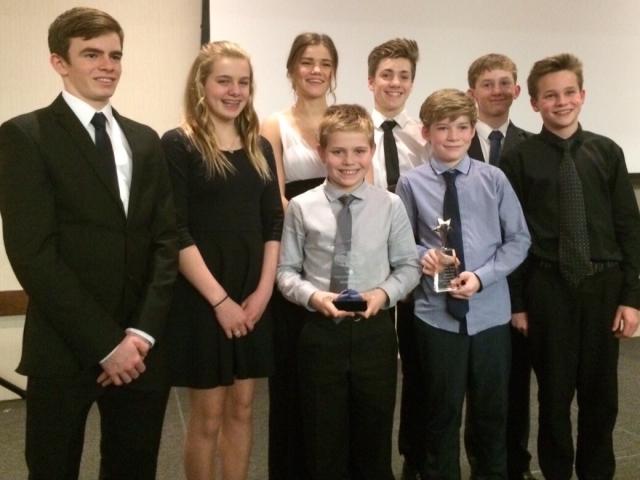 Reading Sports Award Winners