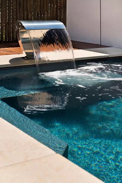 Courtyard Display Pool Project Albatross Swimming Pools