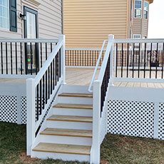 Service - Composite and Vinyl Deck