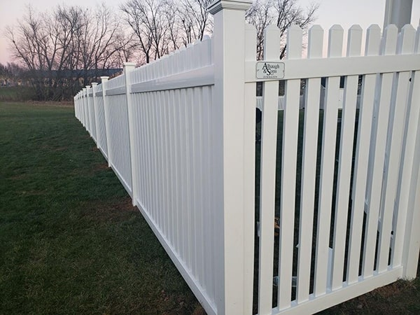 5' White Potomac