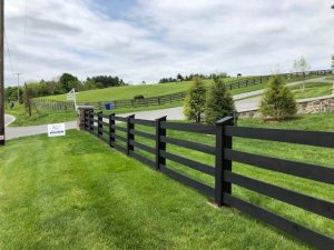 Fantastic Fences in Smithsburg, Maryland