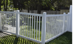 Beautiful Fences Built For You in Libertytown, Maryland
