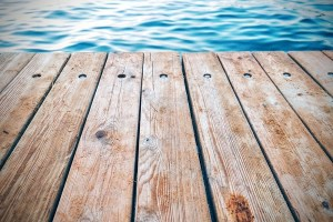 Consider Building Your Deck Before Winter Ends