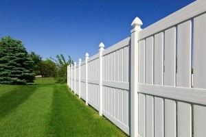 Incentives for Installing Vinyl Fencing