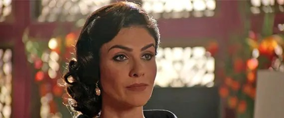 Egyptian actress Basma guest stars in the American TV series Tyrant