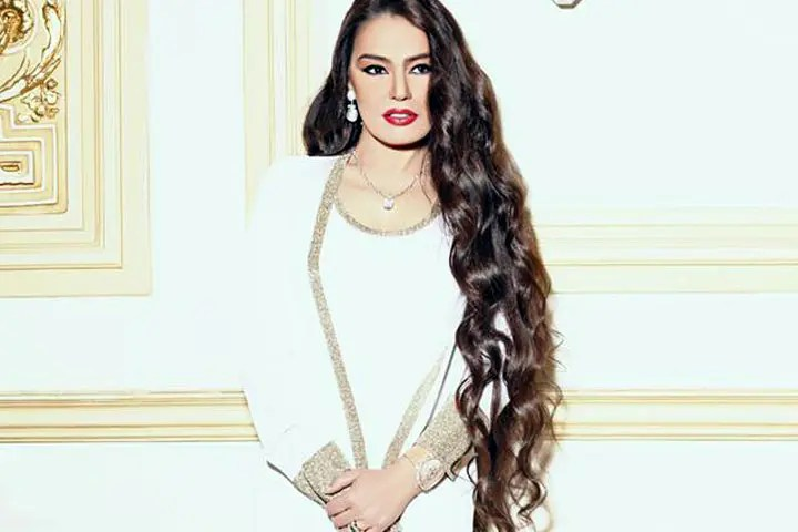 Fabulous At Fifty Sherihan Looks Stunning In First Photo