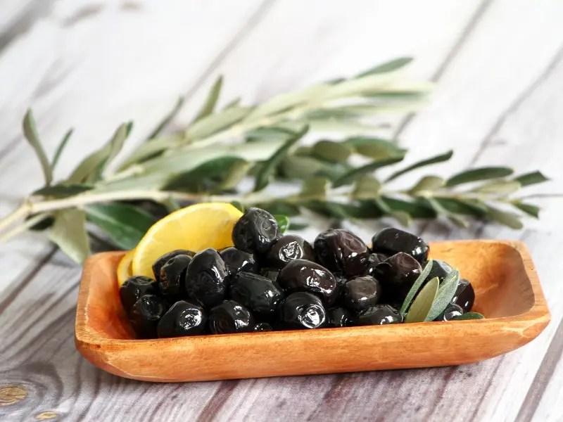 فوائد الزيتون الأسود للسكري