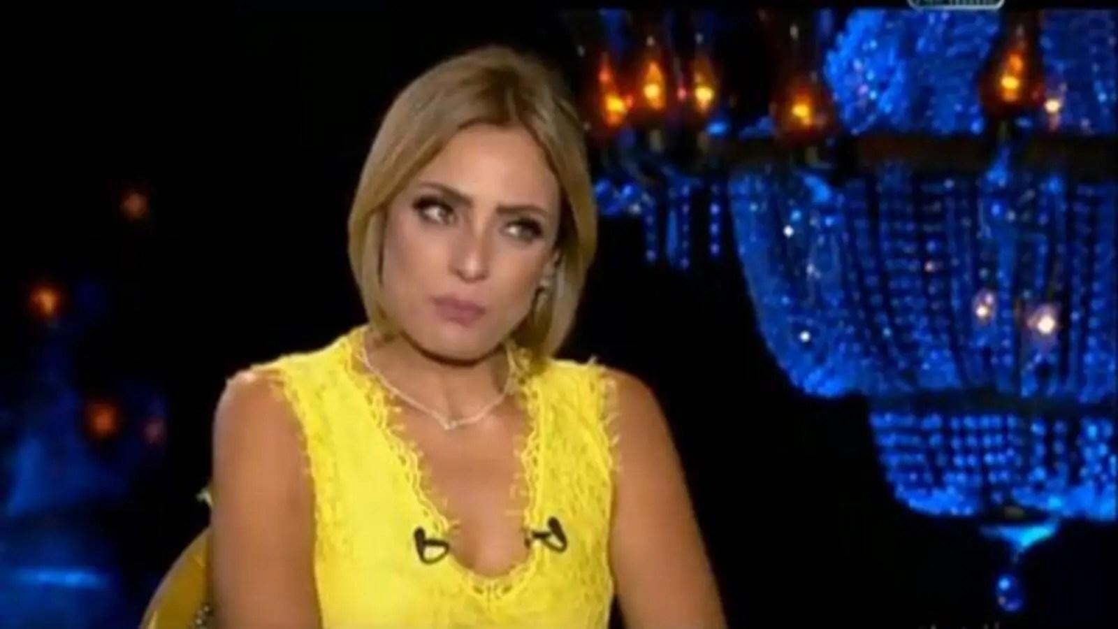 ريم البارودي تفجر مفاجأة فشل زواجي الأخير بسبب رسالة من