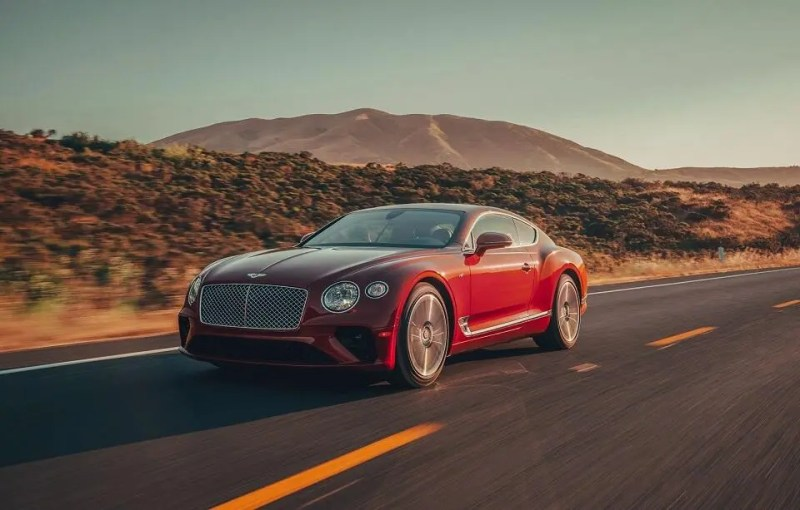 Continental GT Crowned People