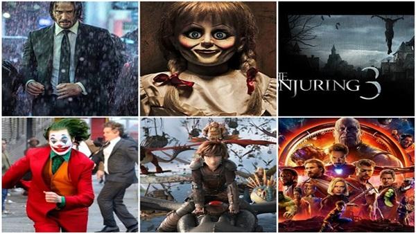 البوابة نيوز أفضل 10 أفلام عالمية منتظرة في 2019