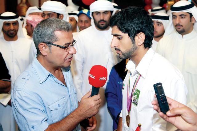 ناصر بن حمد انتصار يدفع فرسان الخليج إلى التفاؤل البيان