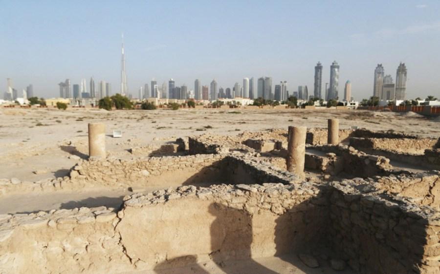 جميرا الأثرية الخليج التجاري في العصر العباسي البيان