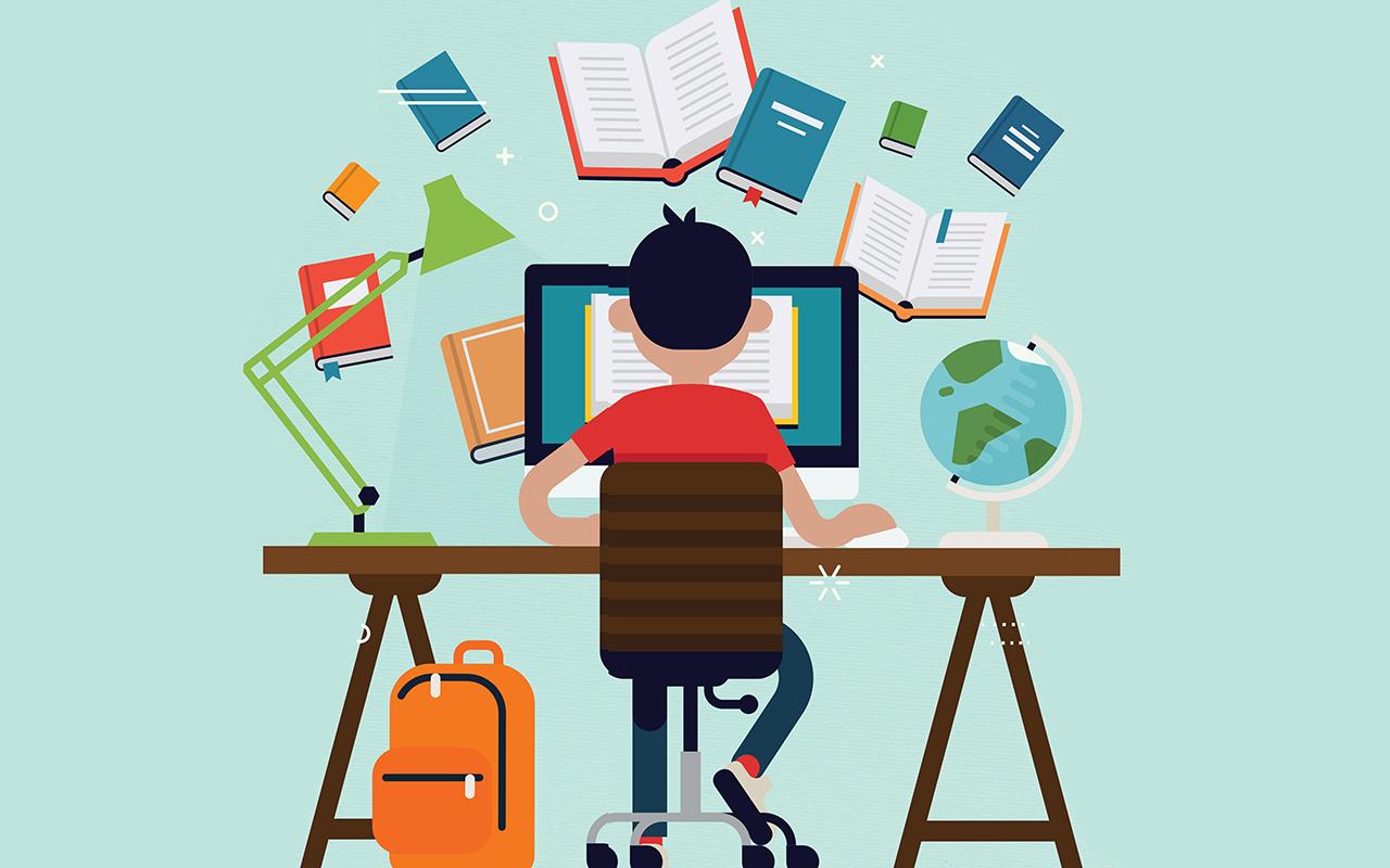 التعليم الذاتي بوابة لرعاية المتفوقين تتطلب التقييم والمتابعة البيان