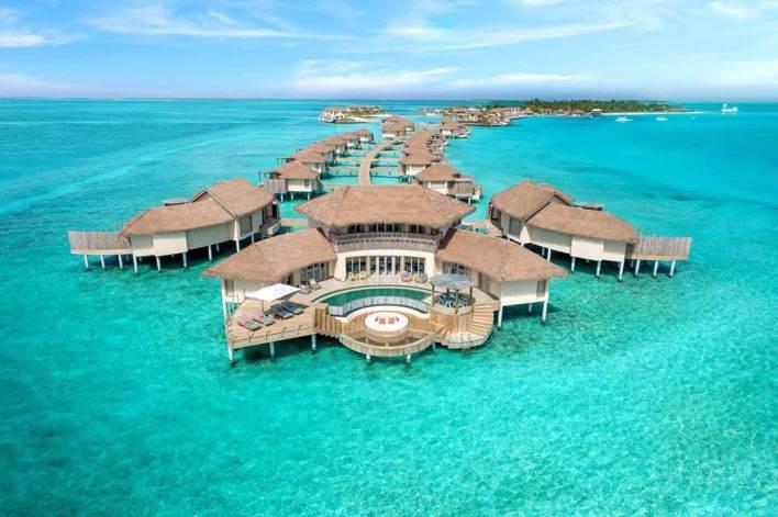 إجراءات عاجلة لتفادي الكارثة.. المحيط يبتلع جزر المالديف - منوعات - البيان