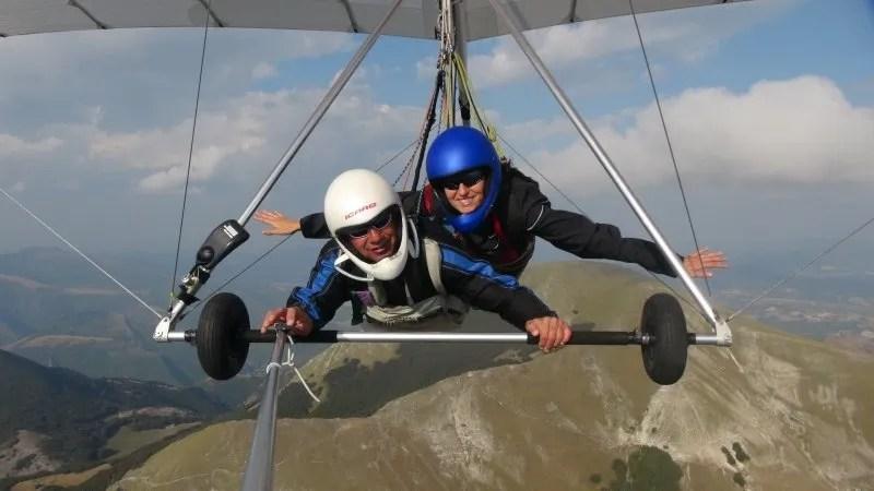 Hanggliding & Paragliding - Albergo Monte Cucco