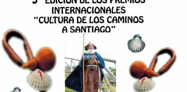 """PREMIO INTERNACIONAL """"CULTURA DE LOS CAMINOS A SANTIAGO"""""""
