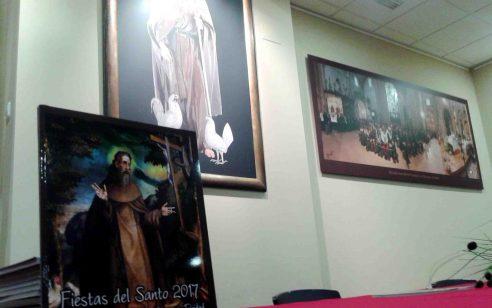 PRESENTACIÓN DEL PROGRAMA DE FIESTAS DE LA COFRADÍA Y LA CATEDRAL