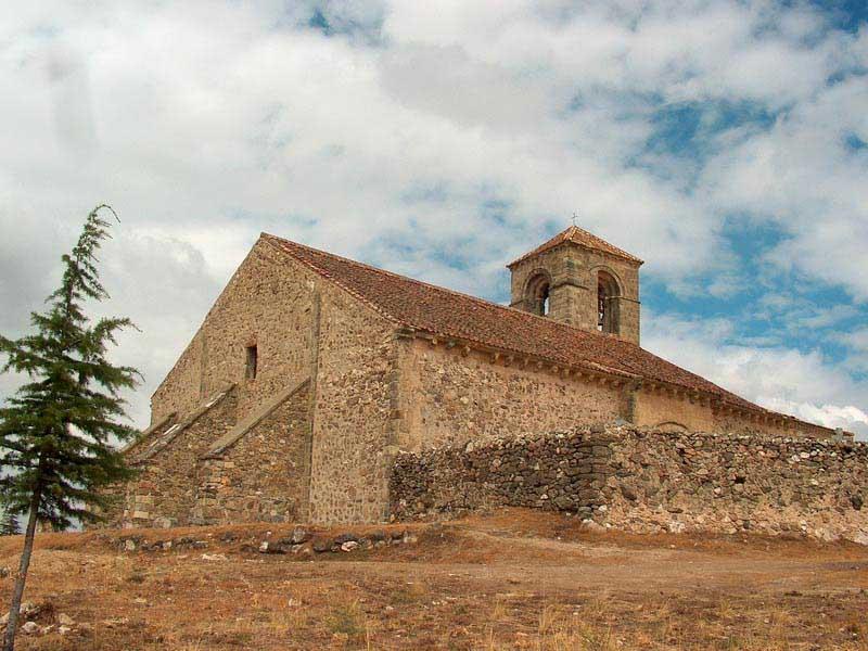 Iglesia románica de La Cuesta.