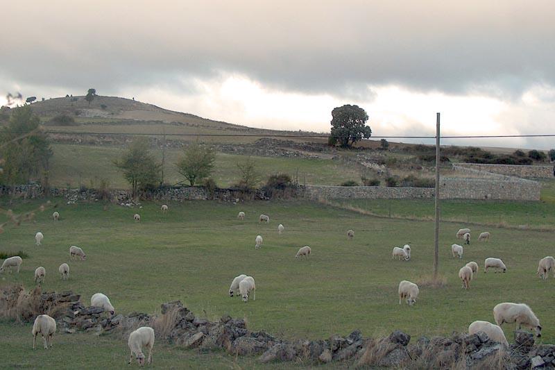 El Guijar (Segovia). Cerro de San Juan.