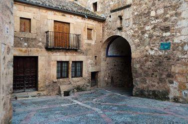 Pedraza de la Sierra (Segovia).