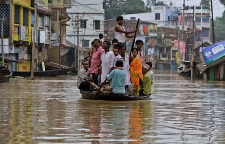 Prevenzione e risposta ai disastri naturali in India