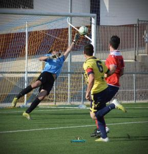 Navas - Bailén Gol de Diego Collado