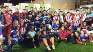 El Linares Deportivo fue el primer ganador de la Copa Diputación | RFAF