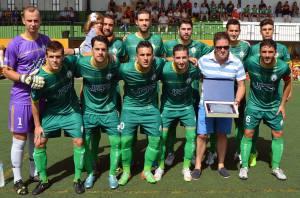 Once del Mancha Real con José Moreno, ex presidente | Mancha Real