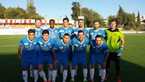 Atlético Porcuna en un amistoso | Atco Porcuna