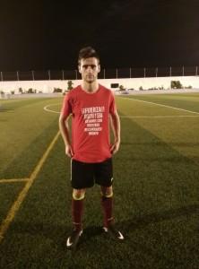 Jopi en el Francisco Herrera Cuevas | Palabra de Fútbol