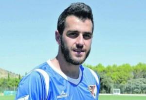 Juanfran con la camiseta del Linares | Diario Jaén